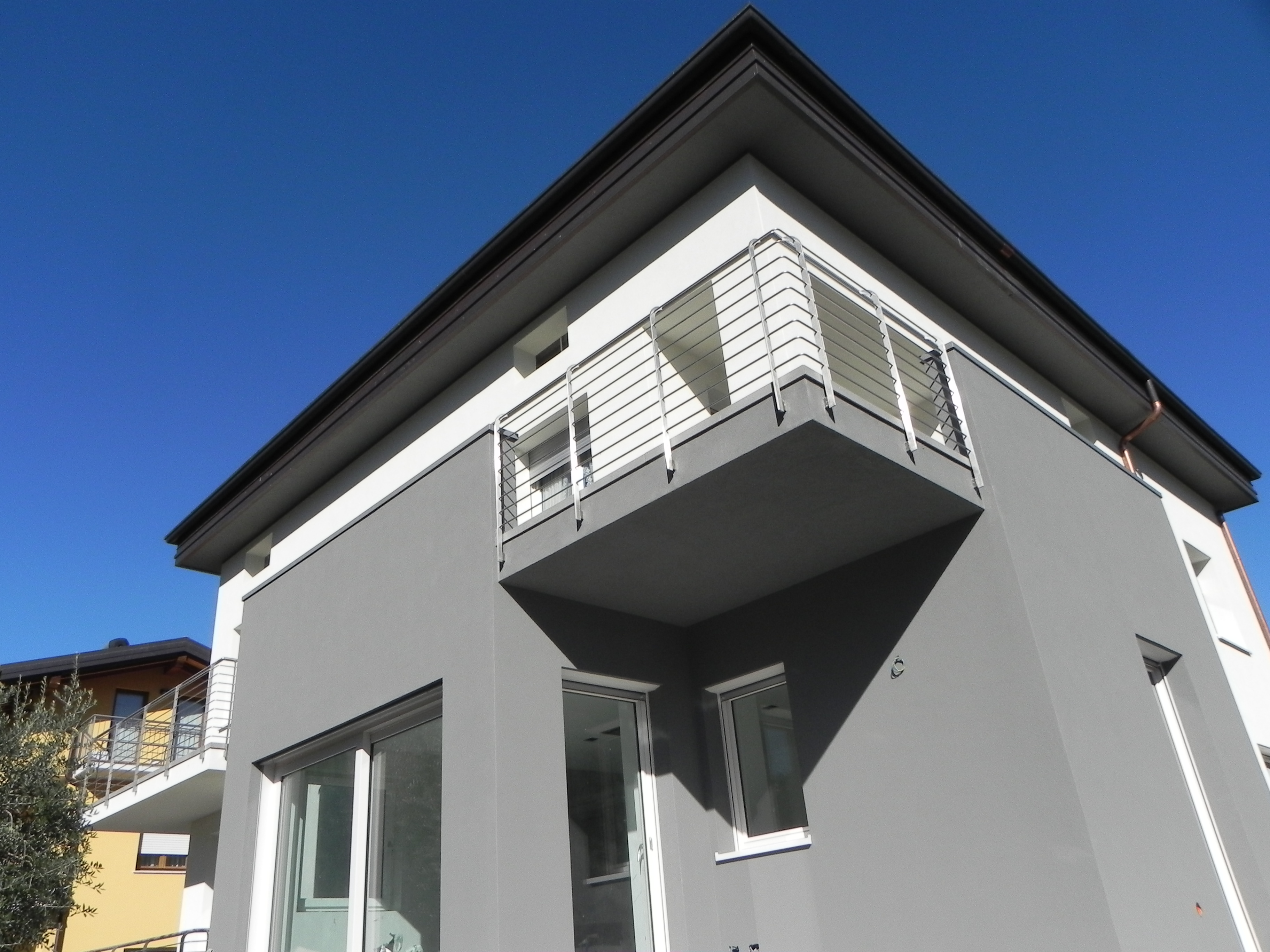ampliamento edificio residenziale